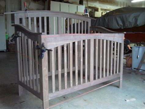 Convertible Crib Plans Convertible Crib Plans Nursery Pinterest You Are Woodworking Plans And Baby Cribs