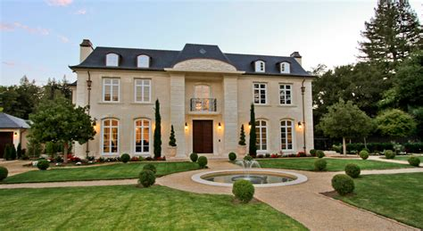 24 8 million normandy mansion in atherton ca