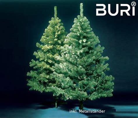 weihnachtsbaum buri 174 mit 360 spitzen 120cm m 246 bel wohnen