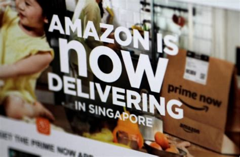 amazon in singapore is ph next amazon prime now lands in singapore