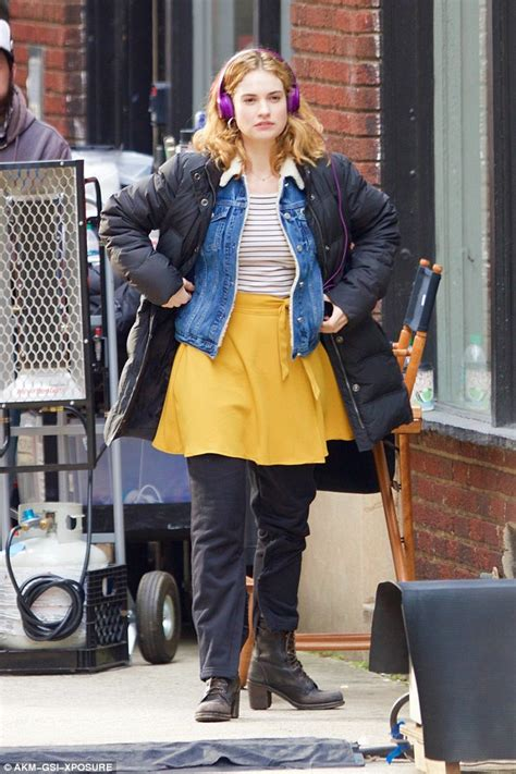 film bagus 21 new style for 2016 2017 lily james on the set of new film baby driver in atlanta