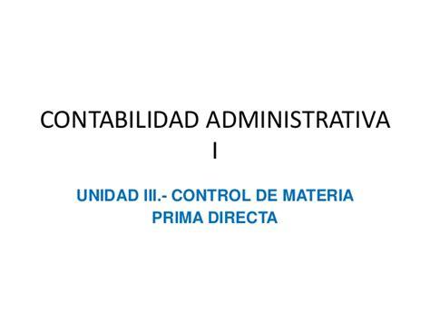 Unidad 3 Control De La Materia Prima | unidad 3 control de la materia prima