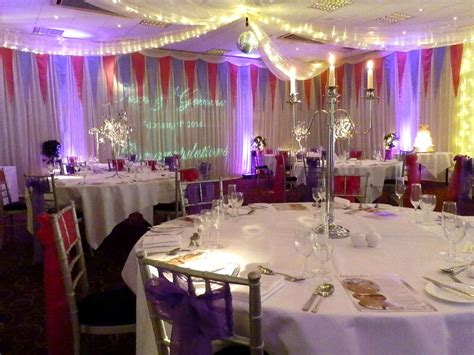 room draping for parties party linen turning ordinary spaces into extraordinary