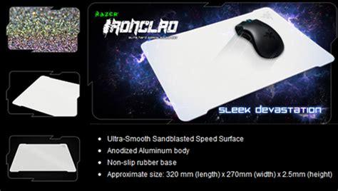 Razer Ouroboros Razer Ironclad Bekas mouse pad gaming รวมข อม ล ข าวสารล าส ด ป ญหา การใช งาน review roccat kova