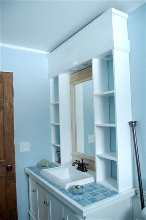 bathroom mirrors with storage ideas best 25 bathroom vanity mirrors ideas on