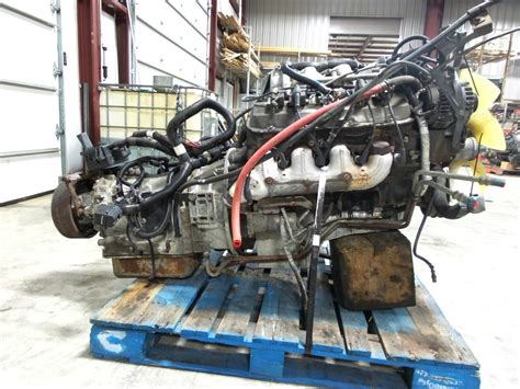 rv chassis parts used chevy vortec 8100 8 1l engine with rv chassis parts used chevy vortec 8100 v8 8 1l engine for sale sold rv gasoline engines rv