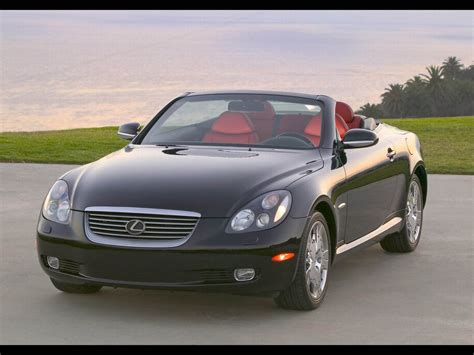 lexus sc pebble beach edition review top speed