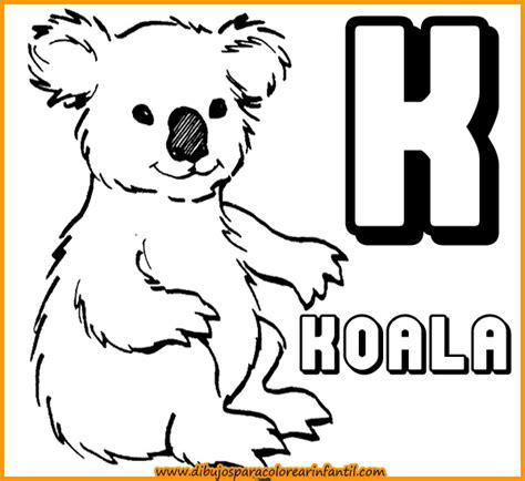 imagenes que comiencen con la letra k free coloring pages of palabras con la letra k