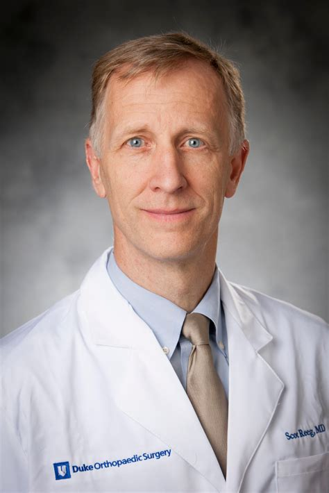 Reeg To Surgery by Scot Eric Reeg Scholars Duke