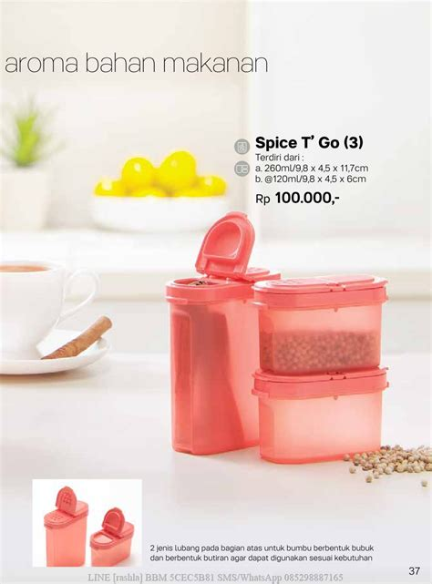 Tuperware Promo katalog tupperware promo april 2017 rashla katalog