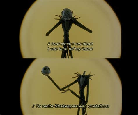 jack skellington quotes from nightmare before christmas - Nightmare Before Christmas Quotes