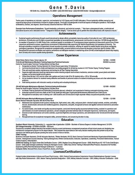 concise resume template iphone repair technician resume federal template best