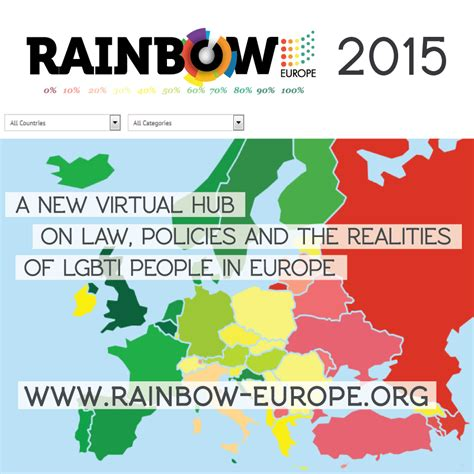 Finder Europe Rainbow Europe 2015 Ilga Europe