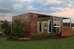 Open plan kitchen dining living room modular shipping container homes