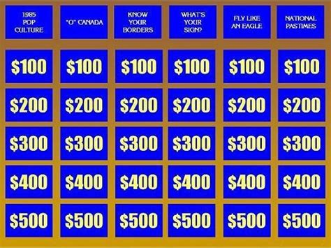 The Catholic Toolbox Free Powerpoint Games Create Your Own Jeopardy Powerpoint