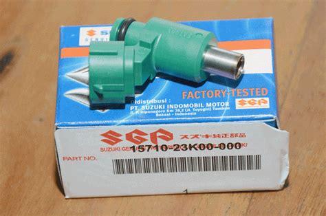 Mesin Tes Injector tes injektor suzuki gsx r150 di all new satria f150