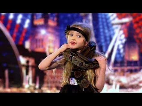 amazing auditions 15 olivia binfield britains got olivia binfield britains got talent 2011 audition