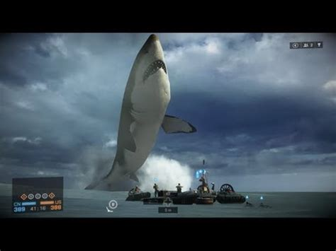 imagenes reales de un megalodon battlefield 4 atacando al megalodon youtube