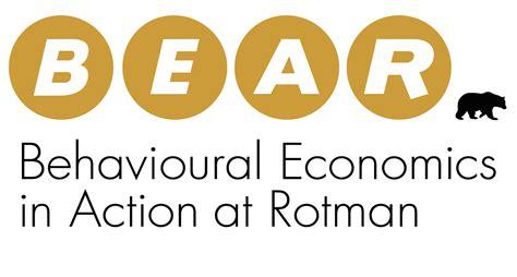 Rotman Mba Academic Calendar by Behavioural Economics At Work Rotman School Of Management