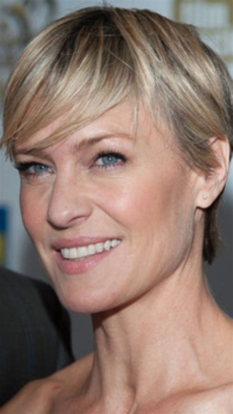 pics of robin wright haircut in house of cards robin wright penn in house of cards love the haircut