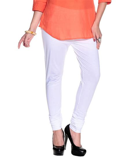 Legging Jumbo Selutut 3 4 Lembut 2 looks white cotton price in india buy looks white cotton at snapdeal
