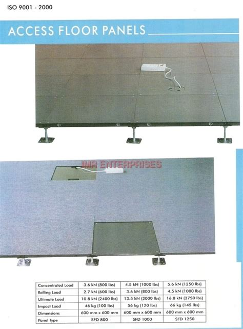 Access Floor Systems by Flooring Importer Manufacturer Service Provider