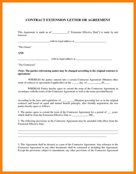Letter Of Agreement For 9 Letters Of Agreement Between Two Farmer Resume