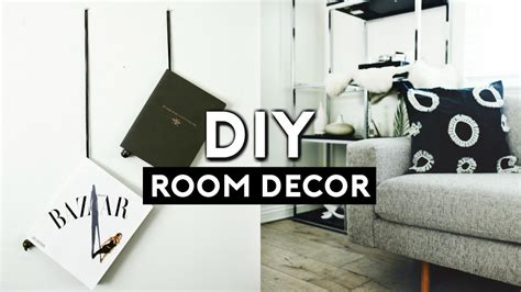 diy room decor ideas 2018 minimal cheap