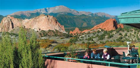 Garden Of The Gods Visitor Center 7 Can T Miss Travel In Denver Co Fox World Travel