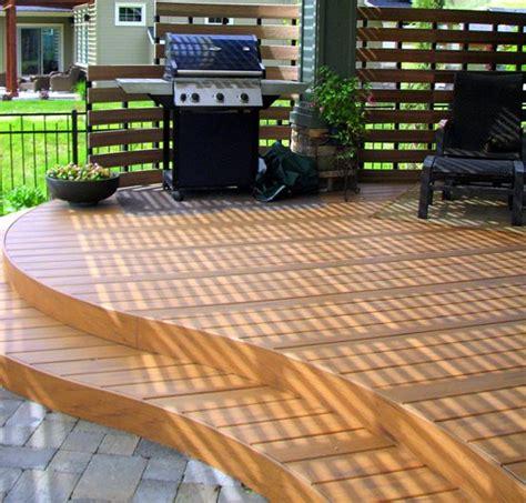 backyard decks cost deck cost landscaping network