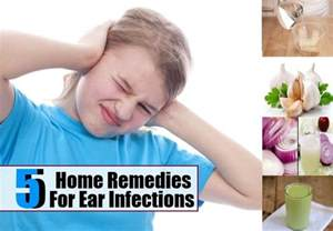 ear infections home remedies treatment and cure