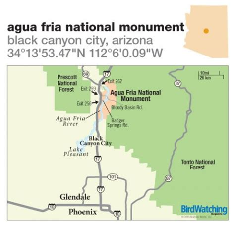 203. agua fria national monument, black canyon city