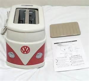 Vw Minibus Toaster Le Grille Pain Combi De Volkswagen Qui R 233 Veille Votre C 244 T 233
