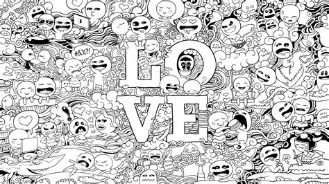 doodle hd doodle wallpapers wallpaper cave