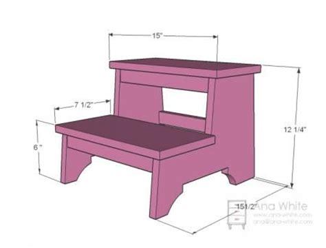 diy toddler step stool with rails toddler step stool with rails funpod helper stool