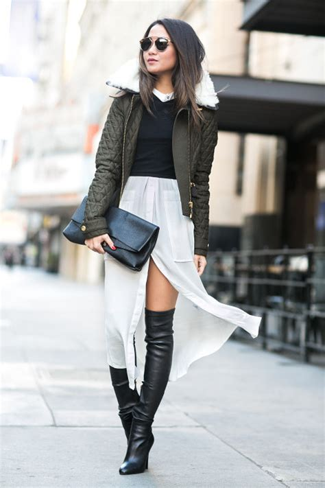 Cropped Trench Coats Stylecrazy A Fashion Diary 2 by Layers Quilted Jacket Belted Shirtdress Wendy S