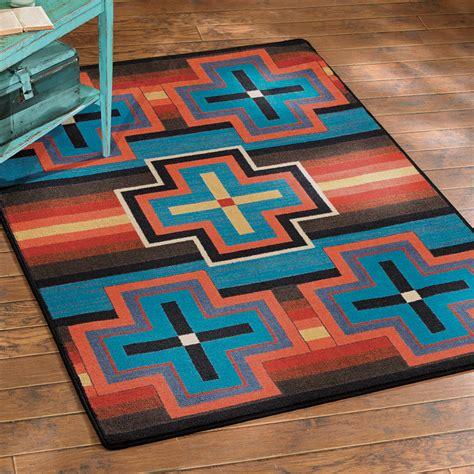 rug 8 x 11 southwest rugs 8 x 11 bright bounty rug lone western decor