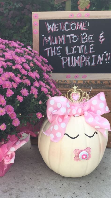 Ideas For Fall Baby Shower by Best 25 Fall Baby Showers Ideas On