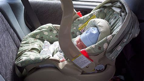 infant sleeping in car seat safe is it safe to let my baby sleep in a car seat mindful