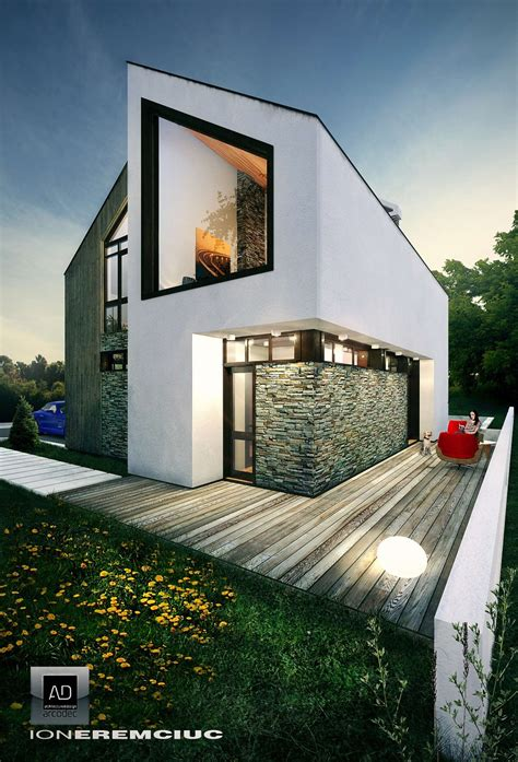 small eco houses small eco house architizer