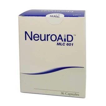 Neuroaid Mlc 601 By Blessing neuroaid mlc 601 36 capsules shopee malaysia