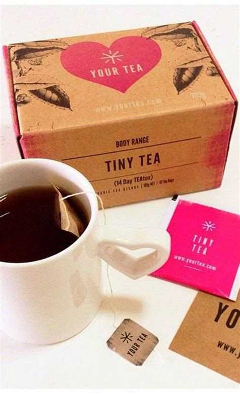 Tiny Tea Detox by Tiny Tea By Yourtea Is Amazing For Healthy Weight Loss