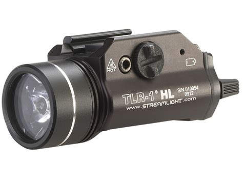 Tlr 1 Light by Streamlight Tlr 1 Hl Weaponlight Led 2 Cr123a Batteries Fits Picatinny
