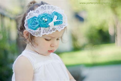 items similar to blue sea aqua headband turquoise headband baby headband on etsy