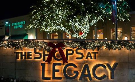 lights at legacy 2017 the lights at legacy plano shop across