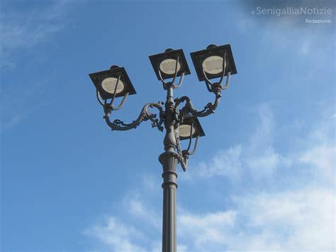 consip illuminazione pubblica illuminazione pubblica senigallia diventa citt 224 a led