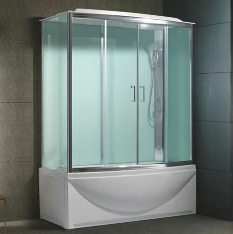 Large Soaking Tub Shower Combo Bathtubs With Shower Tub U0026 Shower Faucets M Tub