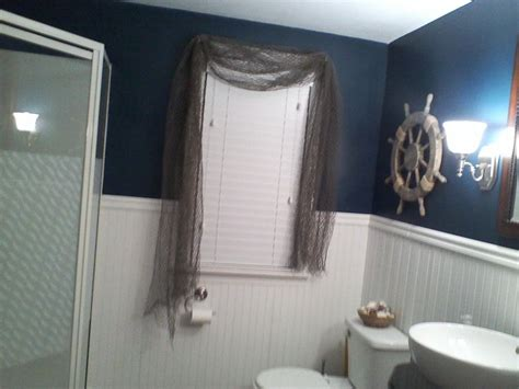 nautical bathroom theme anchors of the sea pinterest