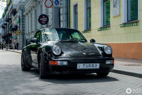 Porsche 964 Turbo S by Porsche 964 Turbo S 3 6 9 Juni 2016 Autogespot