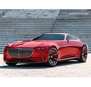 Mercedes Benz Vision Maybach 6 Concept 2016  Auto Coming